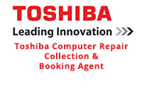 toshiba-repair-booking-collection-agent